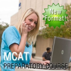 MCAT Prep Course - 6 Months Access