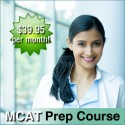 MCAT Prep Course - Monthly Access Subscription