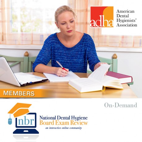 MEMBERS - On-Demand National Board Review Course