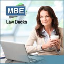 MBE Law Decks