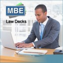 MBE Law Decks - Student Review